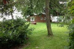Gartenansicht vom Lindenhaus
